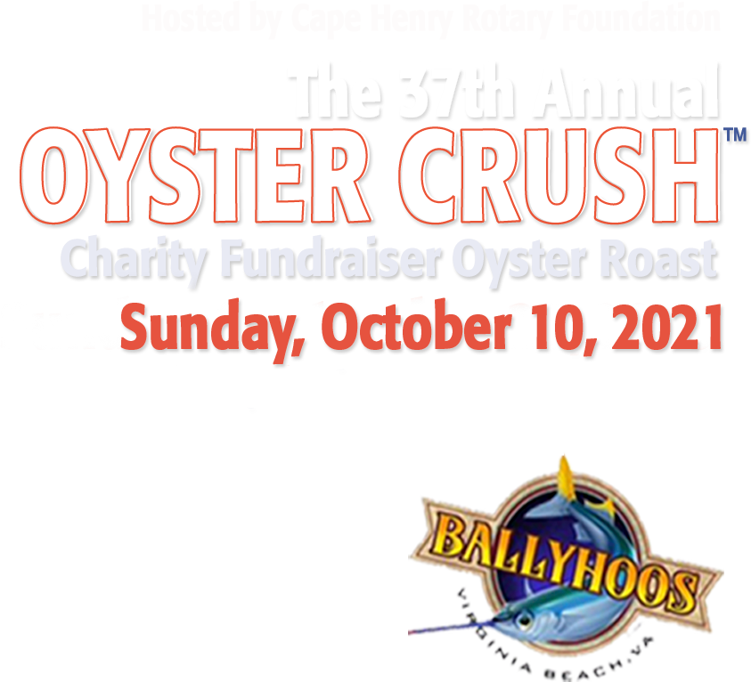 2021 Oyster Crush Details